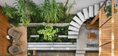 Údržba dřevěných teras