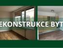 Rekonstrukce bytu za minimálních nákladů